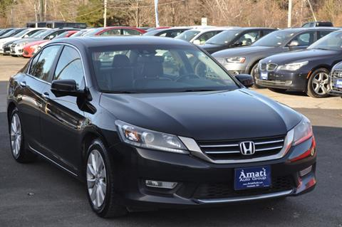 2013 Honda Accord for sale in Hooksett, NH