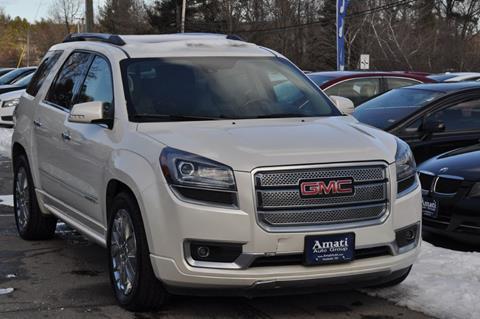 2015 GMC Acadia for sale in Hooksett, NH