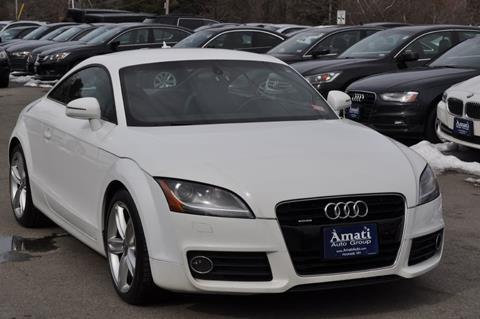 2012 Audi TT for sale in Hooksett, NH