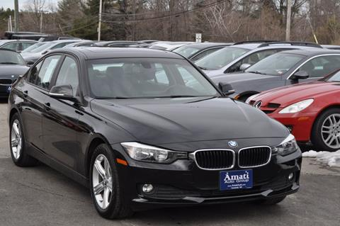 2014 BMW 3 Series for sale in Hooksett, NH