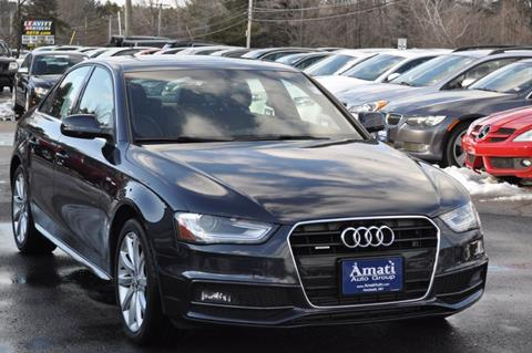 2014 Audi A4 for sale in Hooksett, NH
