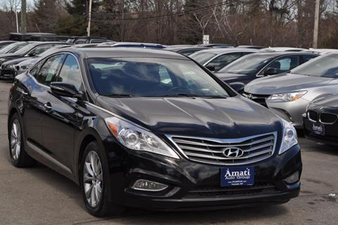 2013 Hyundai Azera for sale in Hooksett, NH
