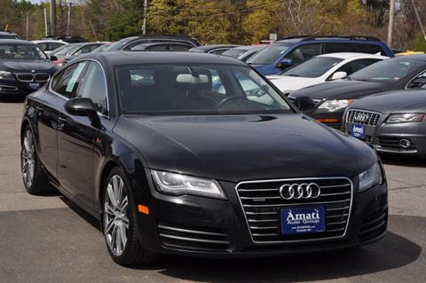 2012 Audi A7 For Sale By Owner