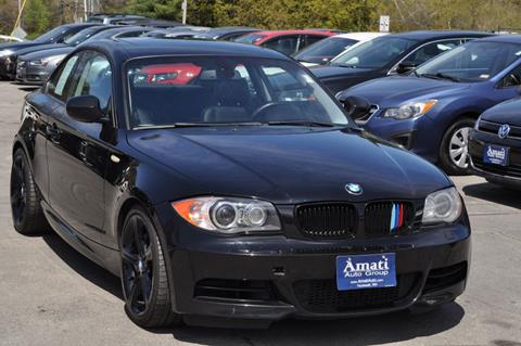 2011 BMW 1 Series for sale in Hooksett, NH