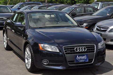 2011 Audi A5 for sale in Hooksett, NH