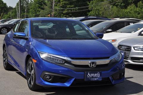 2016 Honda Civic for sale in Hooksett, NH