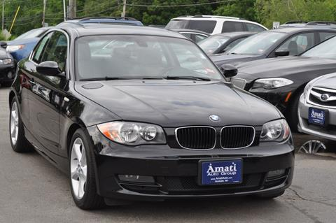 2008 BMW 1 Series for sale in Hooksett, NH