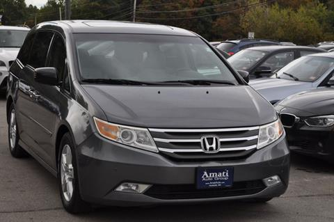 2011 Honda Odyssey for sale in Hooksett, NH