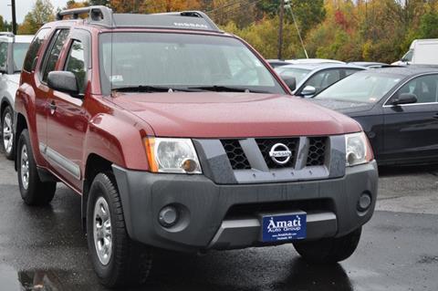 2007 Nissan Xterra for sale in Hooksett, NH