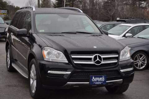 2012 Mercedes-Benz GL-Class for sale at Amati Auto Group in Hooksett NH