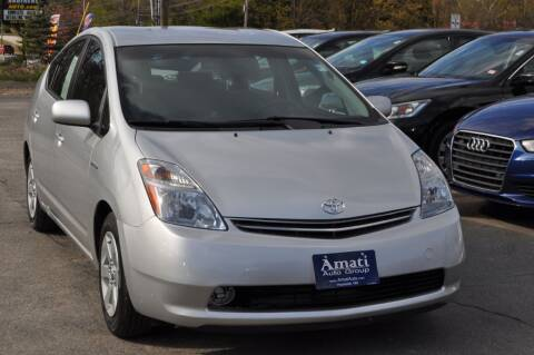 2008 Toyota Prius for sale at Amati Auto Group in Hooksett NH