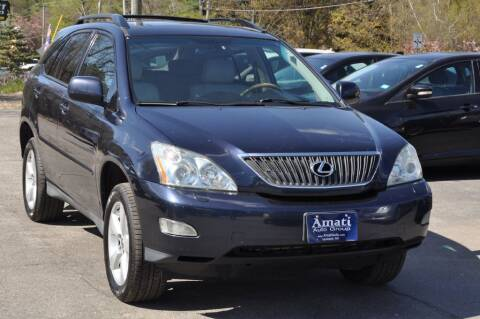 2006 Lexus RX 330 for sale at Amati Auto Group in Hooksett NH
