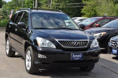 2008 Lexus RX 350 for sale at Amati Auto Group in Hooksett NH