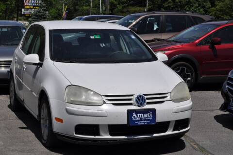 2007 Volkswagen Rabbit for sale at Amati Auto Group in Hooksett NH