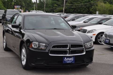 2014 Dodge Charger for sale at Amati Auto Group in Hooksett NH