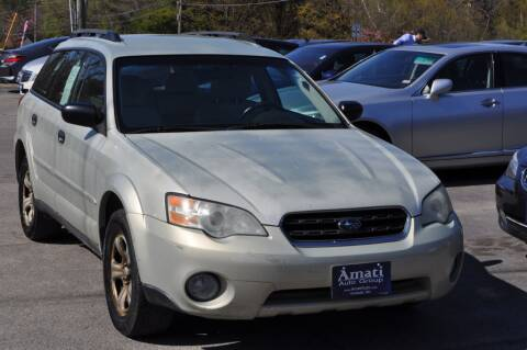 2007 Subaru Outback for sale at Amati Auto Group in Hooksett NH