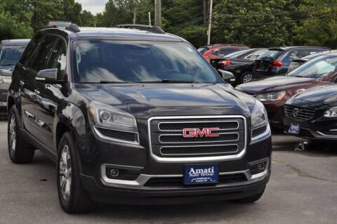 2014 GMC Acadia for sale at Amati Auto Group in Hooksett NH