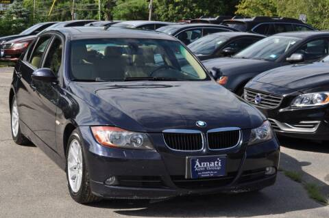 2007 BMW 3 Series for sale at Amati Auto Group in Hooksett NH