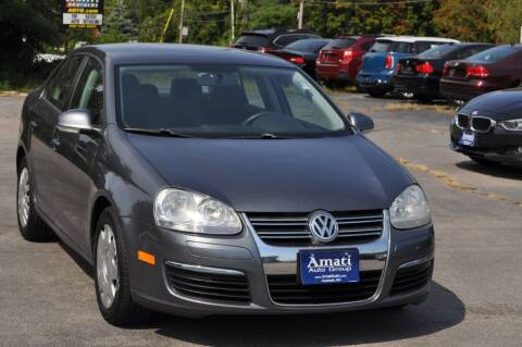 2009 Volkswagen Jetta for sale at Amati Auto Group in Hooksett NH