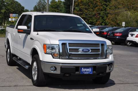 2010 Ford F-150 for sale at Amati Auto Group in Hooksett NH