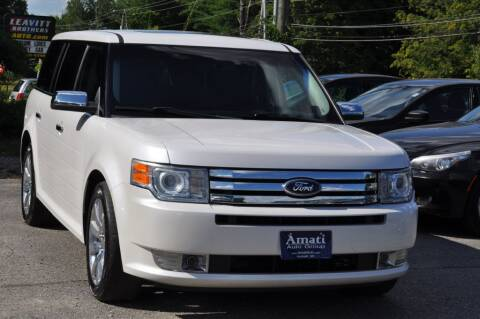 2011 Ford Flex for sale at Amati Auto Group in Hooksett NH