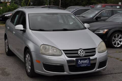 2006 Volkswagen Jetta for sale at Amati Auto Group in Hooksett NH