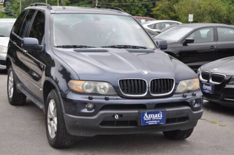 2006 BMW X5 for sale at Amati Auto Group in Hooksett NH