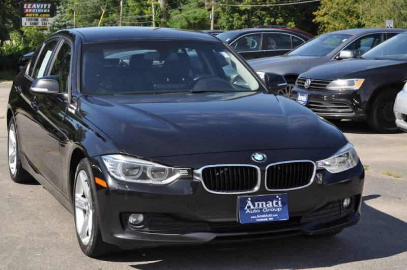 2014 BMW 3 Series for sale at Amati Auto Group in Hooksett NH