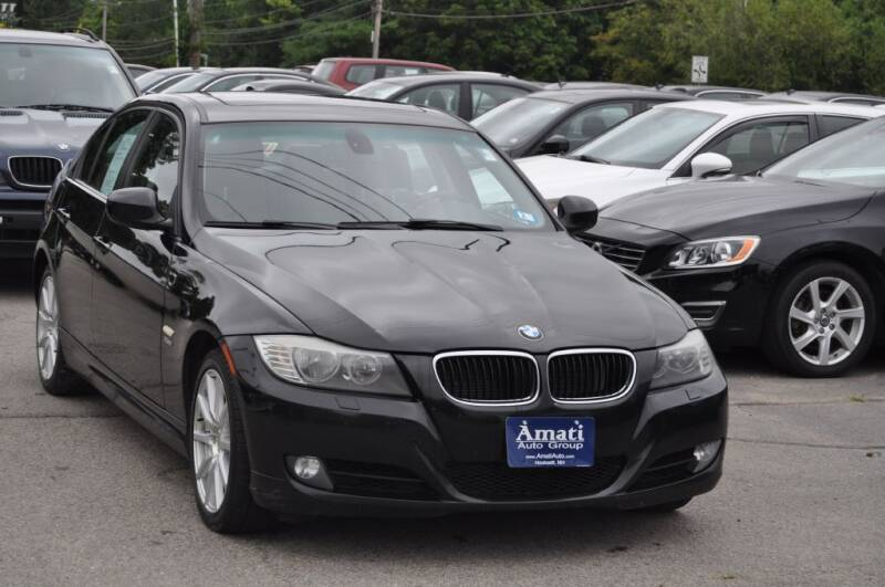 2011 BMW 3 Series for sale at Amati Auto Group in Hooksett NH