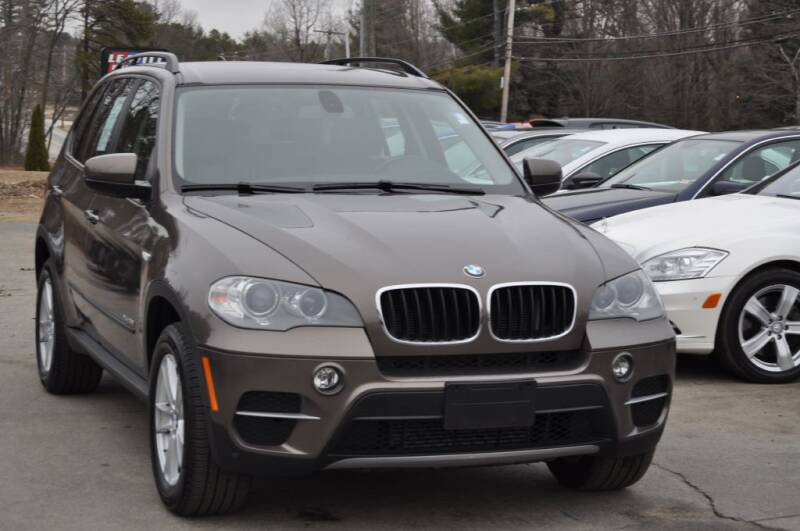 2012 BMW X5 for sale at Amati Auto Group in Hooksett NH