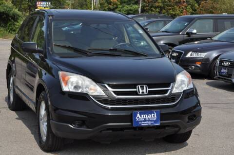 2010 Honda CR-V for sale at Amati Auto Group in Hooksett NH