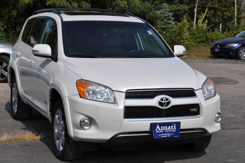 2010 Toyota RAV4 for sale at Amati Auto Group in Hooksett NH