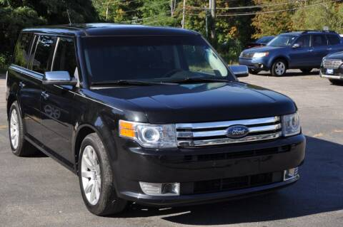 2010 Ford Flex for sale at Amati Auto Group in Hooksett NH