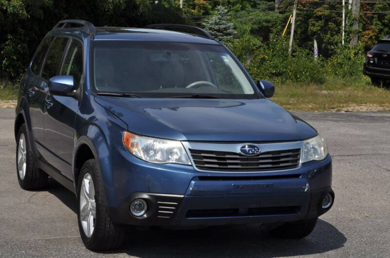 2009 Subaru Forester for sale at Amati Auto Group in Hooksett NH