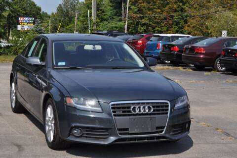 2011 Audi A4 for sale at Amati Auto Group in Hooksett NH