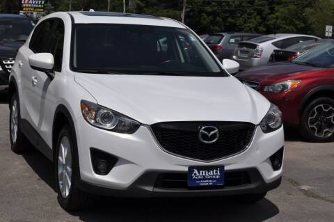 2013 Mazda CX-5 for sale at Amati Auto Group in Hooksett NH