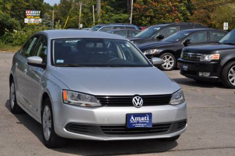 2014 Volkswagen Jetta for sale at Amati Auto Group in Hooksett NH