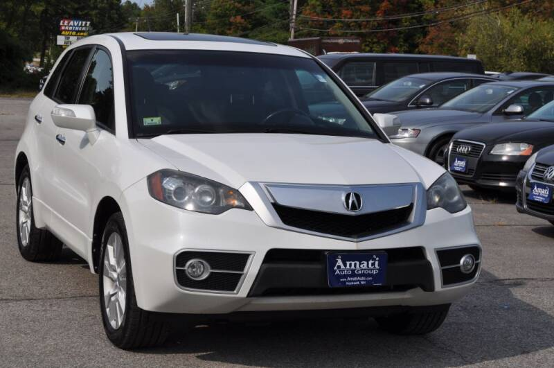 2011 Acura RDX for sale at Amati Auto Group in Hooksett NH