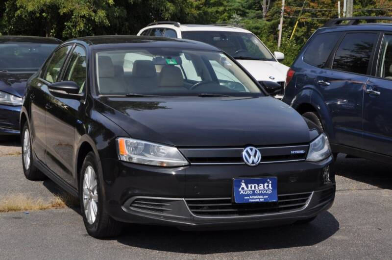 2013 Volkswagen Jetta for sale at Amati Auto Group in Hooksett NH