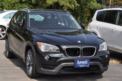 2013 BMW X1 for sale at Amati Auto Group in Hooksett NH