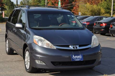 2008 Toyota Sienna for sale at Amati Auto Group in Hooksett NH