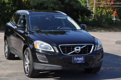 2013 Volvo XC60 for sale at Amati Auto Group in Hooksett NH