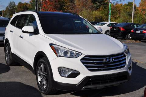 2013 Hyundai Santa Fe for sale at Amati Auto Group in Hooksett NH