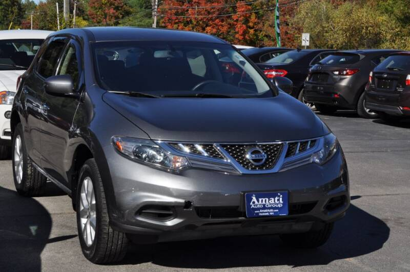 2014 Nissan Murano for sale at Amati Auto Group in Hooksett NH