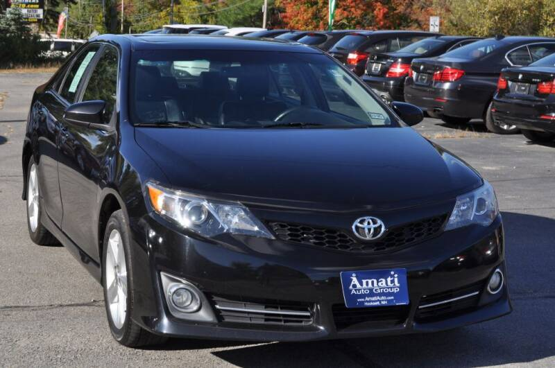 2014 Toyota Camry for sale at Amati Auto Group in Hooksett NH