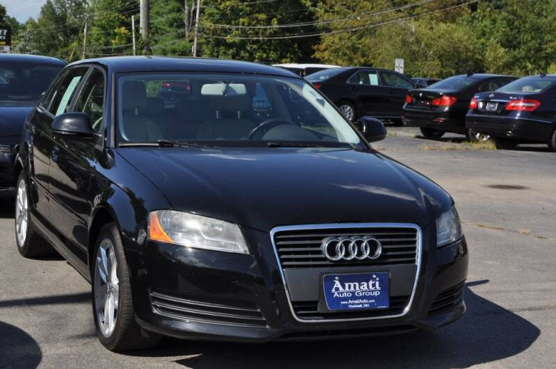 2009 Audi A3 for sale at Amati Auto Group in Hooksett NH