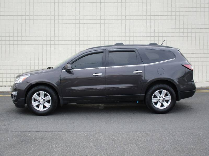 2014 Chevrolet Traverse AWD LT 4dr SUV w/2LT - Somerville MA