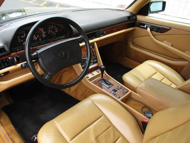 1988 Mercedes-Benz 560-Class 560 SEC 2dr Coupe - Somerville MA
