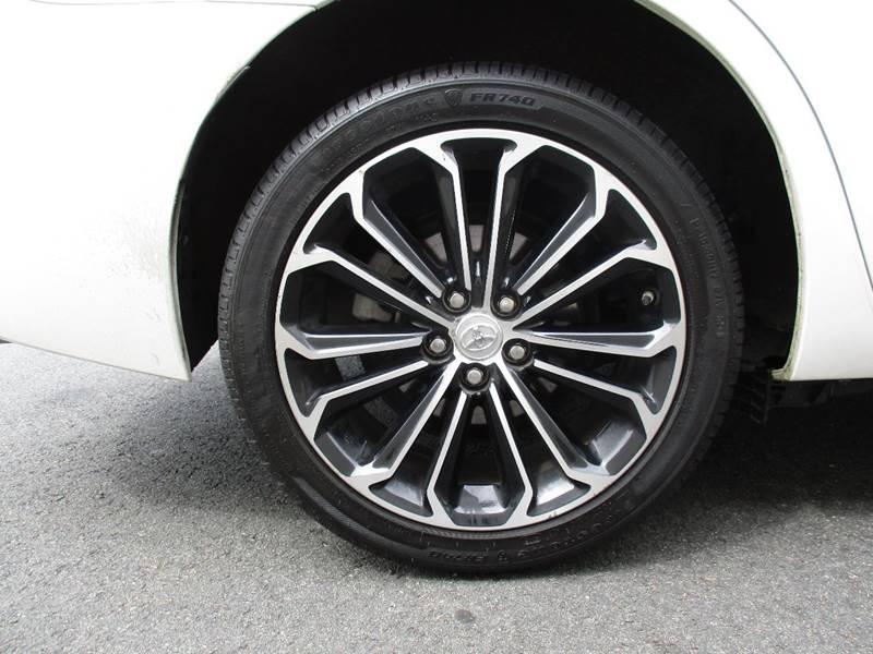 2016 Toyota Corolla S Special Edition 4dr Sedan - Somerville MA