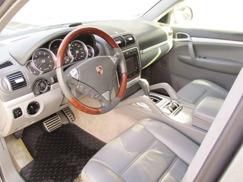 2004 Porsche Cayenne AWD Turbo 4dr SUV - Somerville MA